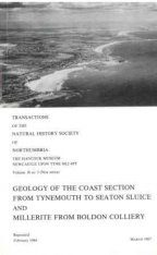 Geology of the Coast Section from Tynemouth to Seaton Sluice