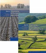 Chemistry of Europe's Agricultural Soils, Part A + B (2-Volume Set)