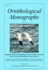 Migratory Tactics and Wintering Areas of Northern Gannets Breeding in North America