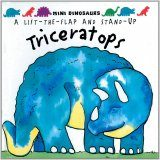 A Lift the Flap and Stand Up Triceratops