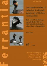 Ferrantia, Volume 67: Comparative Studies of Behaviour in Allopatric Subspecies of Grebes, Podicipedidae