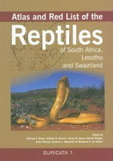 Atlas and Red List of the Reptiles of South Africa, Lesotho and Swaziland