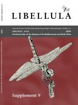 Libellula Supplement 9: Provisional Atlas of the Odonata of the Mediterranean and North Africa