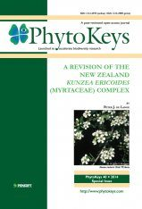 PhytoKeys 40: A Revision of the New Zealand Kunzea Ericoides (Myrtaceae) Complex