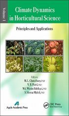 Climate Dynamics in Horticultural Science, Volume 1