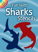 Fun with Sharks Stencils
