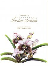 A Sketchbook of Philippine Garden Orchids