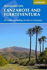 Cicerone Guides: Walking on Lanzarote and Fuerteventura