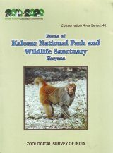 Fauna of Kalesar National Park and Wildlife Sanctuary, Haryana