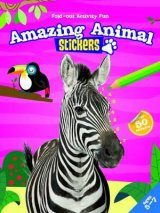 My Fold-Out Activity Fun: Amazing Animals