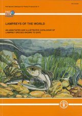 Lampreys of the World