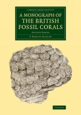 A Monograph of the British Fossil Corals, Second Series