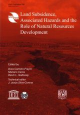 Land Subsidence, Associated Hazards and the Role of Natural Resources Development