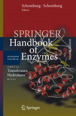 Springer Handbook of Enzymes, Supplement 9: Class 2-3.2 Transferases, Hydrolases