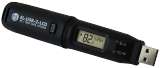 Easylog USB Temperature and Humidity Logger with LCD Screen
