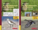 Die Vögel Mitteleuropas Sicher Bestimmen [Identifying the Birds of Central Europe with Confidence] (2-Volume Set)