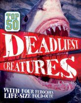 Top 50 Deadliest Predators