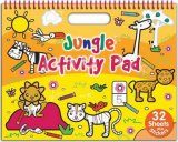 Jungle: Colouring & Activity