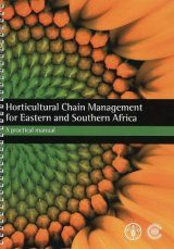 Horticultural Chain Management for Eastern and Southern Africa
