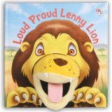 Loud Proud Lenny Lion