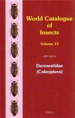 World Catalogue of Insects, Volume 13: Dermestidae (Coleoptera)