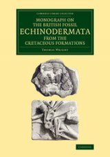 A Monograph on the British Fossil Echinodermata from the Cretaceous Formations: The Echinoidea