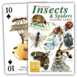 Insect and Spider Playing Cards