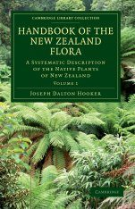 Handbook of the New Zealand Flora, Volume 1