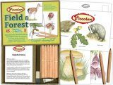 Field & Forest Colouring Set