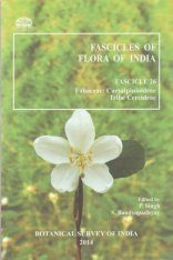 Fascicles of Flora of India, Fascicle 26