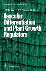 Vascular Differentiation and Plant Growth Regulators