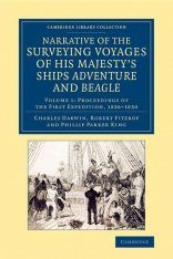Narrative of the Surveying Voyages of His Majesty's Ships Adventure and Beagle Between the Years 1826 and 1836 (3-Volume Set)