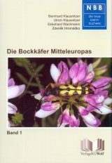 Die Bockkäfer Mitteleuropas, Band 1: Biologie und Bestimmung [Longhorn Beetles of Central Europe, Volume 1: Biology and Identification]