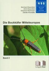 Die Bockkäfer Mitteleuropas, Band 2: Die Mitteleuropäischen Arten [Longhorn Beetles of Central Europe, Volume 2: The Central European Species]