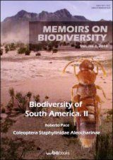 Biodiversity of South America, Volume 2