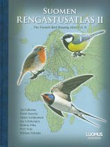 The Finnish Bird Ringing Atlas, Volume II / Suomen Rengastusatlas II