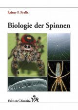 Biologie der Spinnen [Biology of Spiders]