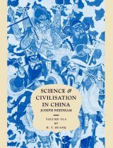Science and Civilisation in China, Volume 6: Biology and Biological Technology, Part 5: Fermentations and Food Science