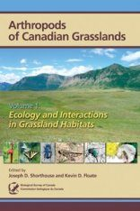 Arthropods of Canadian Grasslands, Volume 1