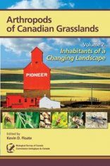 Arthropods of Canadian Grasslands, Volume 2