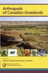 Arthropods of Canadian Grasslands, Volume 4