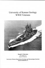 University of Kansas Geology WWII Veterans