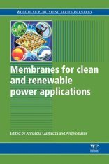 Membranes for Clean and Renewable Power Applications