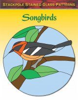 Stained Glass Patterns: Songbirds