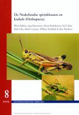 De Nederlandse Sprinkhanen en Krekels (Orthoptera) [The Dutch Grasshoppers and Crickets]