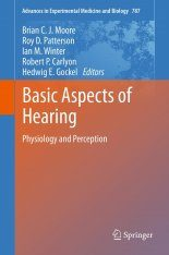 Basic Aspects of Hearing