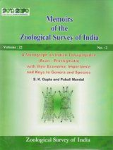 A Monograph on Indian Tenuipalpidae (Acari: Prostigmata) with their Economic Importance and Keys to Genera and Species