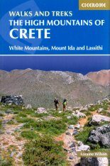 Cicerone Guides: Walks and Treks – The High Mountains of Crete