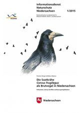Die Saatkrähe Corvus frugilegus als Brutvogel in Niedersachsen: Vorkommen, Schutz, Konflikte und Lösungsmöglichkeiten [The Rook as Breeding Bird in Lower Saxony: Presence, Protection, Conflicts, and Possible Solutions]