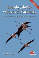 Cuándo y Dónde Ver Aves en Cataluña [When and Where to Watch Birds in Catalonia]